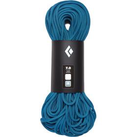 Black Diamond 7.0 Dry Touw 60m, blauw
